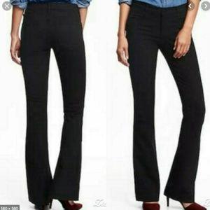 Old navy black rockstar jeans Size 8 short